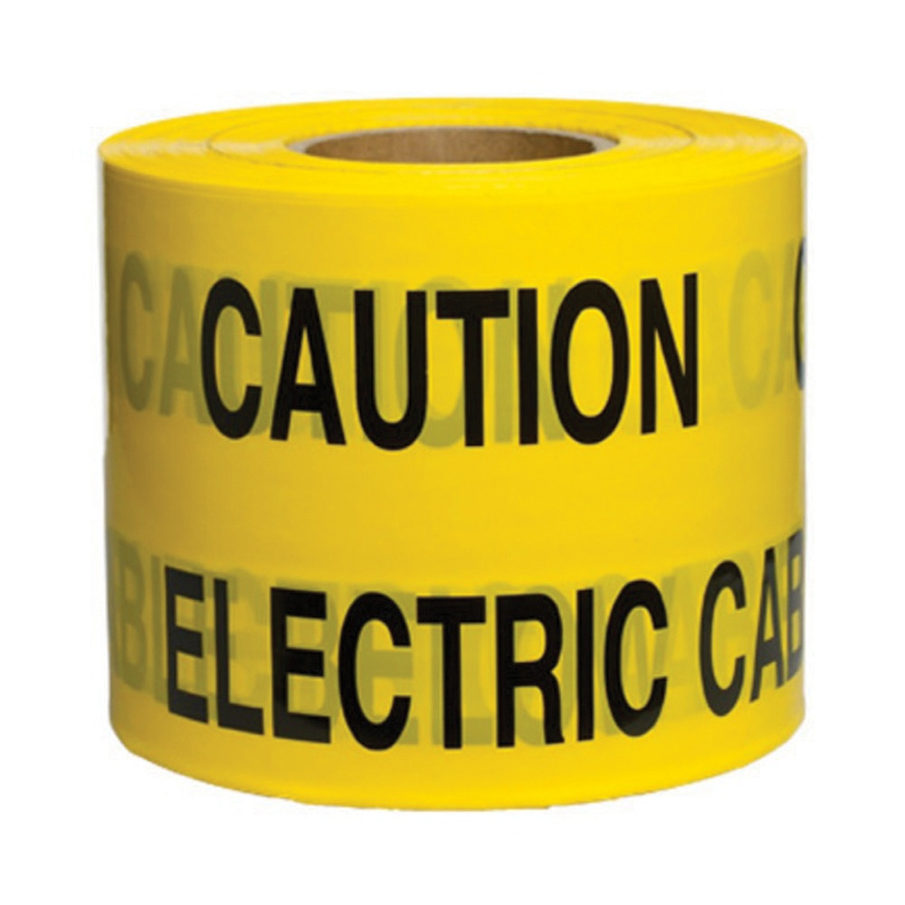 Underground Warning Tape Parrs Workplace Equipment Experts