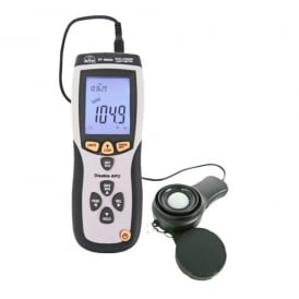 USB Data Logging Light Meter