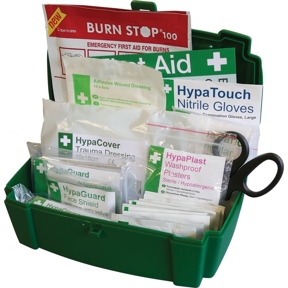 Vehicle BSi First Aid Kit - Large 1-16 passengers