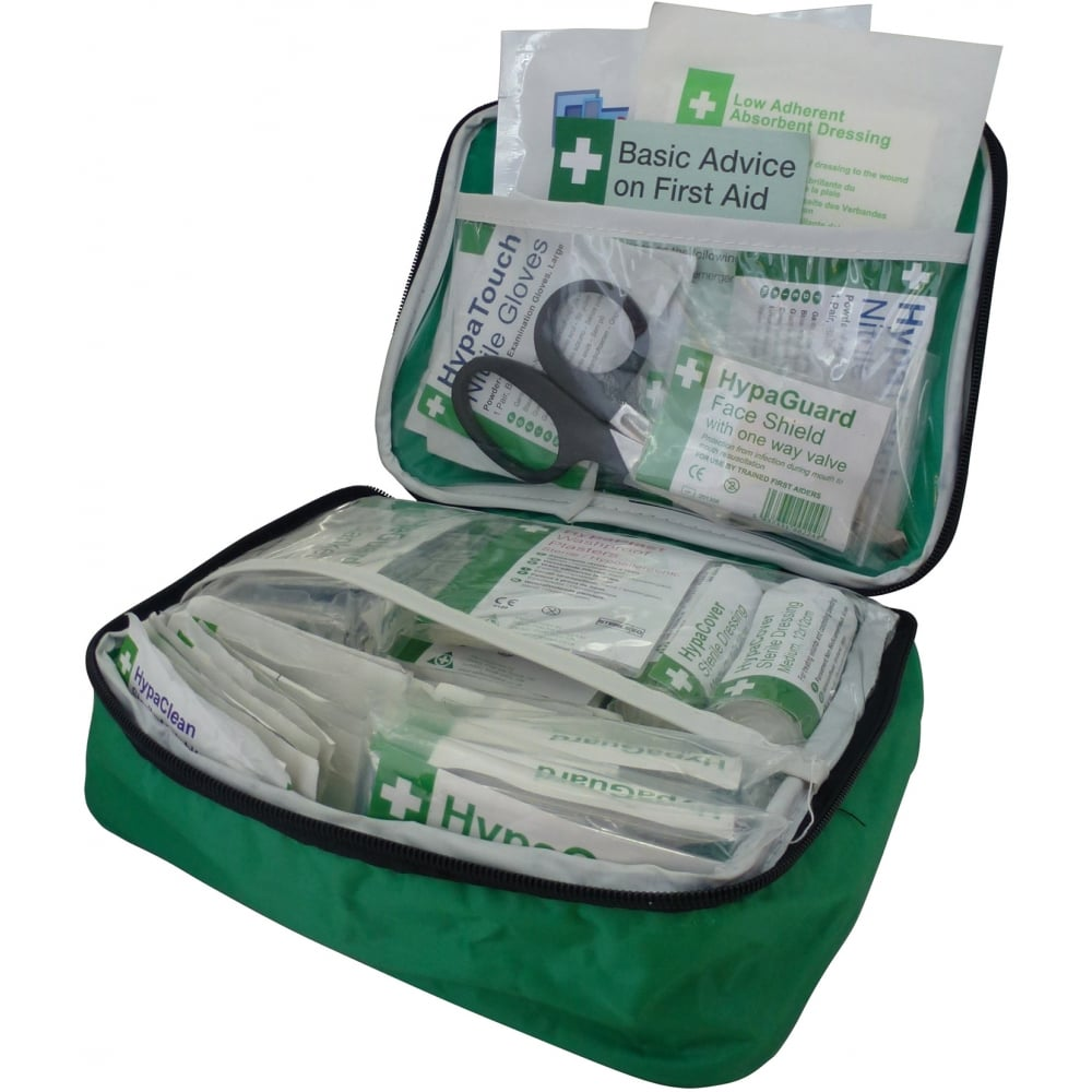 Vehicle BSi First Aid Kit Pouch - Large 1-16 passengers