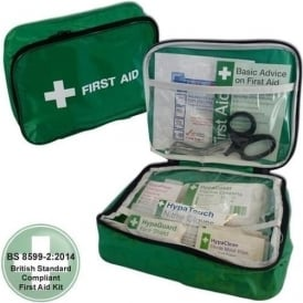 Vehicle BSi First Aid Kit Pouch - Small 1-3 passengers