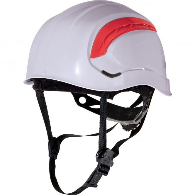 Ventilated Safety Helmet for Working at Height