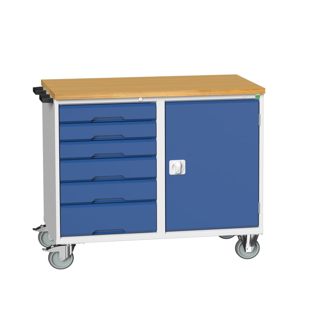 BOTT Verso Mobile Maintenance Cabinets   PARRS   Workplace Equipment