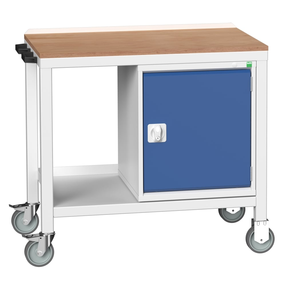 BOTT Verso Mobile Welded Benches   PARRS   Workplace Equipment