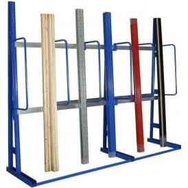 Vertical Bar and Sheet Racks