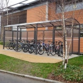 Voute Modular Bike Shelters