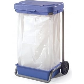 Waste Collection Sack Holder Trolley