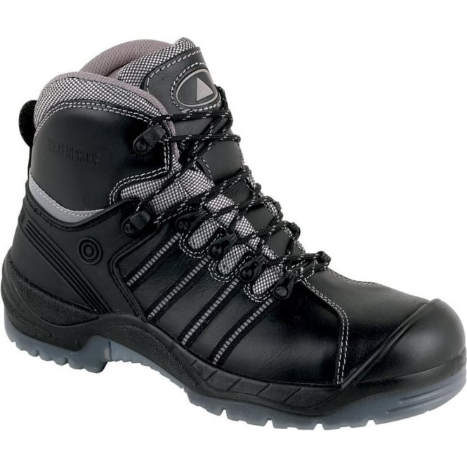 Waterproof Leather Safety Work Boots S3 SRC