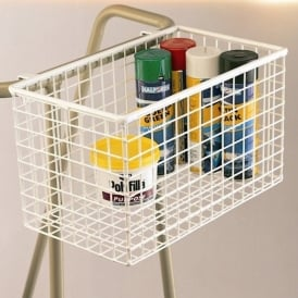 Wire Basket for Classic Mobile Safety Steps