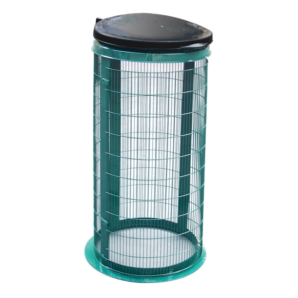 Wire Mesh Sack Holder | PARRS | Workplace Equipment