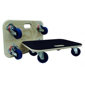 Wooden Crate Dolly/Skate Cap: 450kg or 600kg