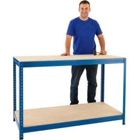 Workbenches with Chipboard or Melamine Worktops