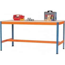 Workbenches with Lower Shelf or 'T' bar