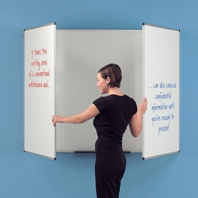 Write-on Spacesaver Dry Wipe White Boards