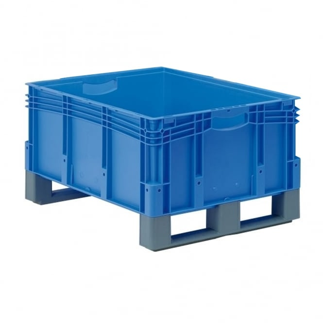 XL Euro Containers with fork entry shoes